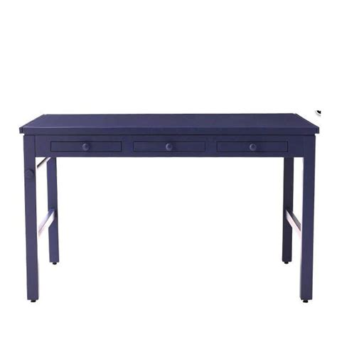 Craft Table With Paper Roll - martha stewart living 43 in w azurite craft table