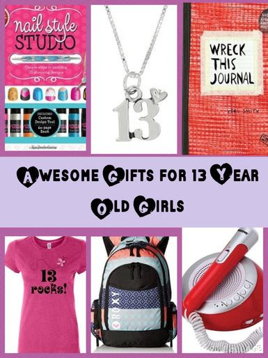 brilliant gift ideas for 13 year old girls best gifts