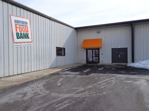Food Pantries In Rockford Il by Northern Illinois Food Bank Relocates Northwest Center To