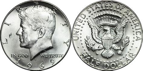 1969 d kennedy half dollar value coinhelp