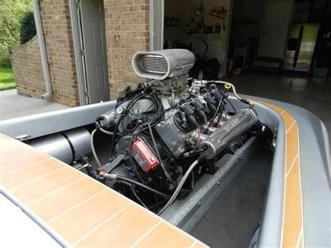 flat bottom boat engine hallett flatbottom 1966 for sale for 5 300 boats from
