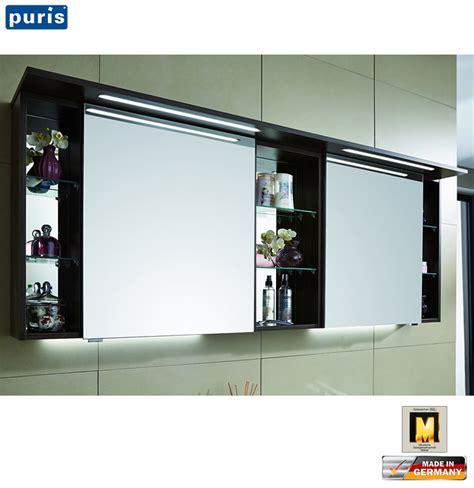 spiegelschrank led puris linea led spiegelschrank 170 cm s2a4217s1 impuls