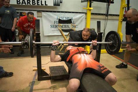 bench press world record by age youngest weightlifter 2014 jake schellenschlager
