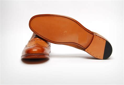 Soles For Handmade Shoes - handmade mens goodyear welted soles calf leather shoes