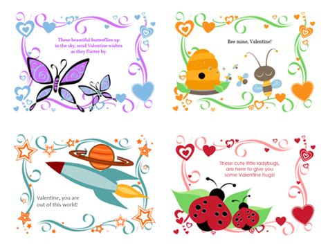 friendship card template free printable s day cards 24 designs office templates