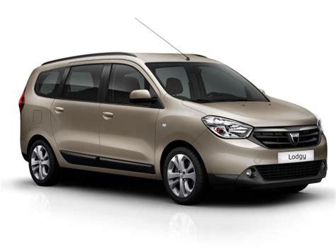 Dacia logan mcv et lodgy disposent de 7 places voiture 224 7 places