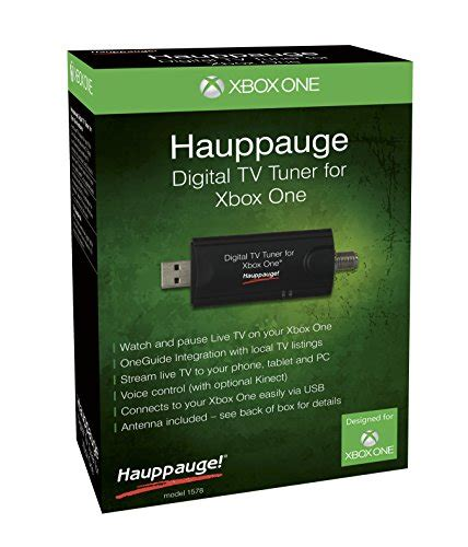 Tv Tuner September hauppauge digital tv tuner for xbox one tv tuners and
