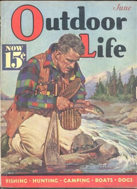 outdoor life chad s drygoods outdoor life magazine cover art