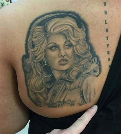dolly partons tattoos 35 amazing dolly parton tattoos nsf part 2