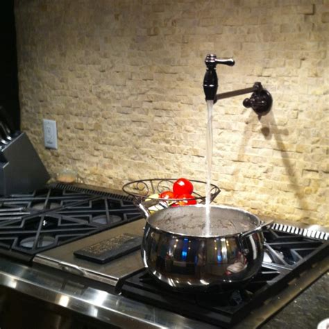 Stove Top Water Faucet by Faucet By The Stove Top For The Home