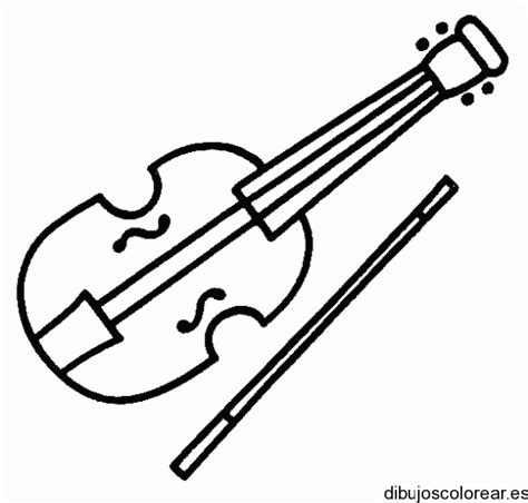 Imagenes De Violines Faciles Para Dibujar | dibujo de un peque 241 o viol 237 n