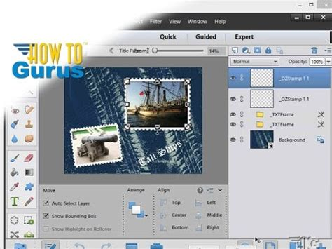tutorial photoshop elements 2018 how to use the editor in adobe photoshop elements 2018 15