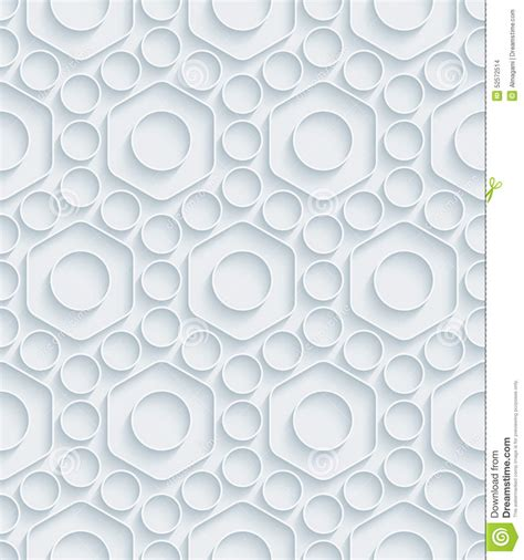 white pattern outline white paper seamless background stock photo image 52572514