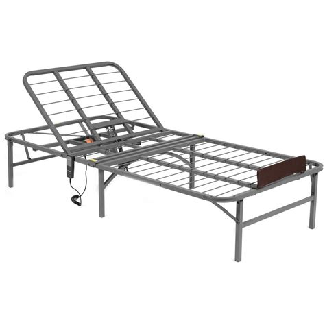 quiet bed frame king bed frame adjustable electric motor lift remote
