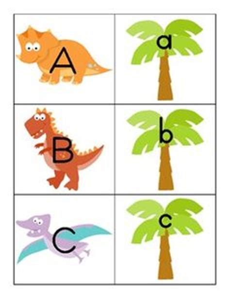 printable dinosaur alphabet alphabet on pinterest alphabet activities alphabet and
