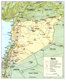 Syria On Map by File Syria Location Map2 Svg Wikipedia