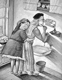 moglie in bagno padre non sopporto pi 249 moglie la rete delle mamme