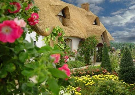 Beautiful Cottages by Cottage Most Beautiful Places In The World