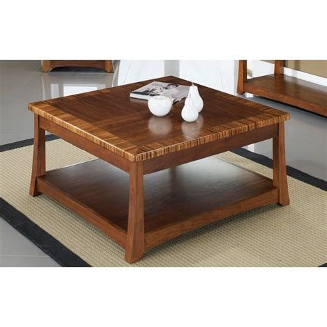 Square Lift Top Coffee Table Somerton Milan Square Lift Top Coffee Table In Polished Brown 153 18