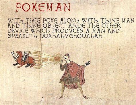 Medieval Tapestry Meme - image 2983 medieval macros bayeux tapestry
