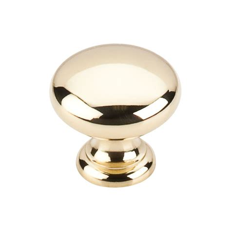Best Knobs by Top Knobs M279 Polished Brass Somerset Ii 1 1 4 Inch