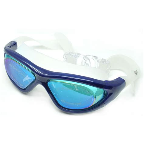 Kacamata Pria Kacamata Fashionable Kacamata Cowok Anti Uv 103 ruihe kacamata renang big frame anti fog uv protection rh9110 blue jakartanotebook