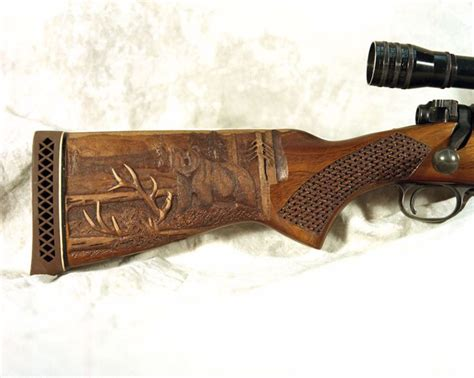 Handmade Gun Stocks - gunstock relief carving uncategorized gun stock relief