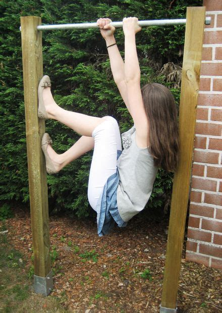 backyard pull up bar 1000 ideas about outdoor pull up bar on pinterest pull