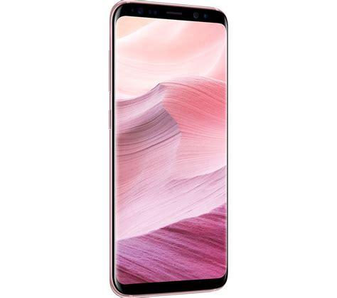 Samsung S8 Pink Gold samsung galaxy s8 64 gb pink gold deals pc world