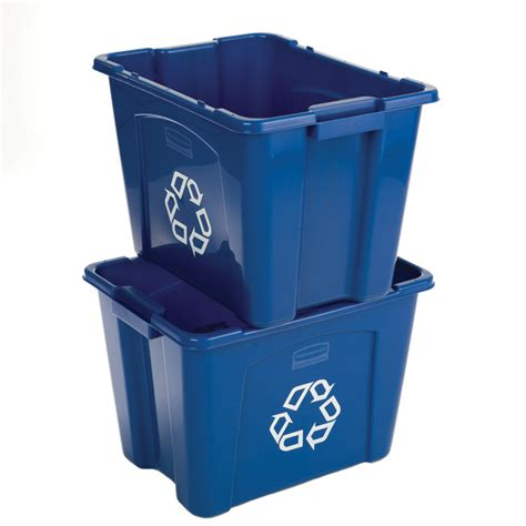 L Recycle Boxes by Recycling Boxes Rubbermaid Recycle Bins Recycle Away
