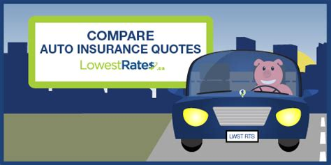 Compare Auto Insurance Quotes in Ontario   LowestRates.ca