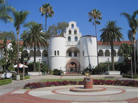 Sdsu Admissions Office by College San Diego College