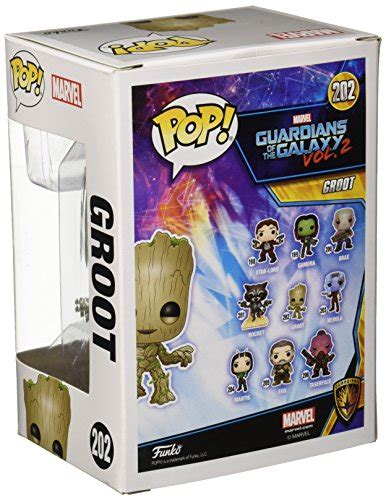 funko pop guardians of the galaxy 2 toddler groot