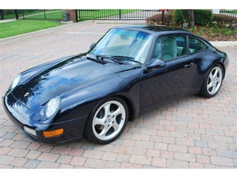 1995 porsche 911 for sale 1995 porsche 911 coupe german cars for sale