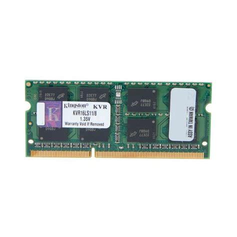 Ram Ddr3 Low Voltage Pc 12800 kingston kvr16ls11 8