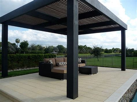 modern pergolas modern pergola custom built by outdoor kitchens living