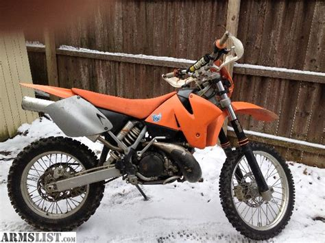 Ktm 300 Exc For Sale Armslist For Sale Trade 1999 Ktm 300 Exc