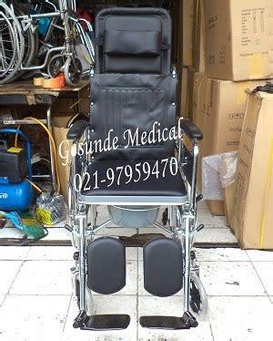 Jual Roda Kursi Wheelchair kursi roda multi fungsi fm609gc toko medis jual alat