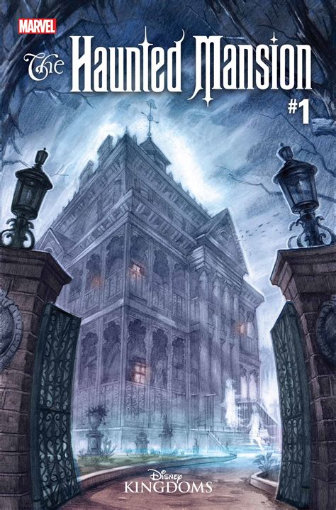 Haunted House Wiki by The Haunted Mansion Haunts Marvel Comics In 2016