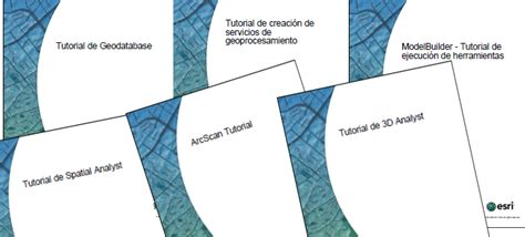 tutorial arcgis 10 pdf tutoriales red geogr 225 fica