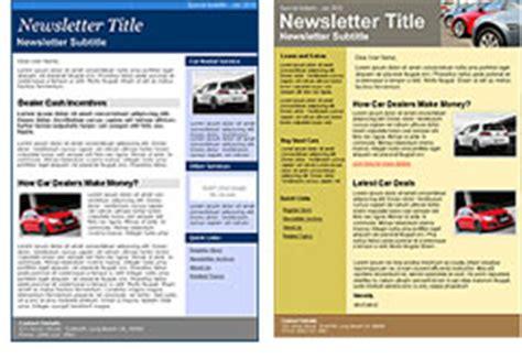 Automotive Dealership Email Marketing Car Dealer Email Templates