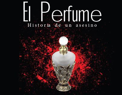 libro el perfume historia de portada libro quot el perfume quot on behance