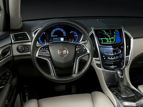 Suv Interior by 2014 Cadillac Srx Price Photos Reviews Features