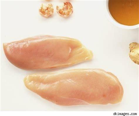 thaw frozen chicken fast microwave