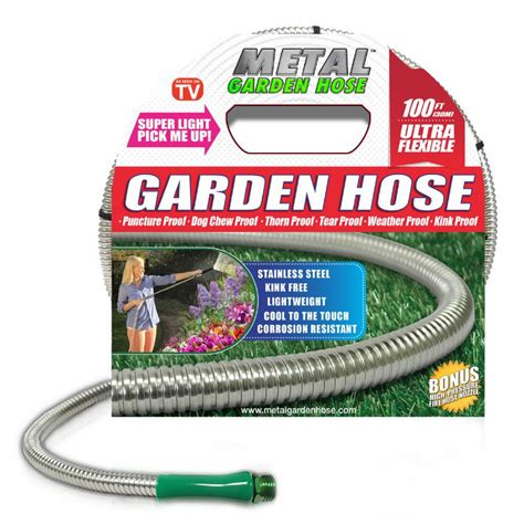 100 Garden Hose by All Season Premium 5 8 In Dia X 100 Ft Garden Hose