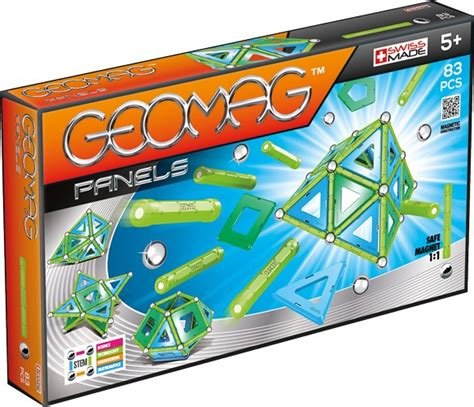 Geomag 462 Panels 83 Pcs Made In Switzerland T0210 geomag panels 83 pcs geomag geomag spielladen spielbude ch