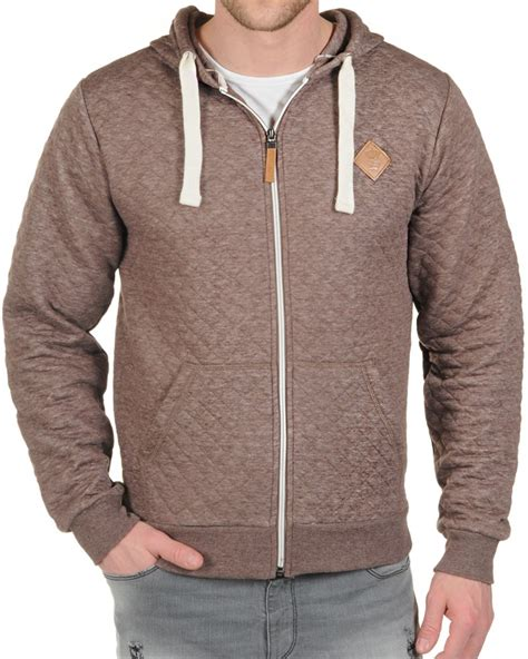 Sweater Cantik Trendy 1 mens designer soul quilted hoodie hooded jumper sweat sweater ebay