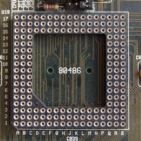 zocalo de microprocesador montaje y mantenimiento de equipos componentes de un