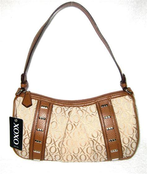 Xoxo Purse by Nwt 49 Xoxo Chino Jacquard Pleated Studs Purse Handbag
