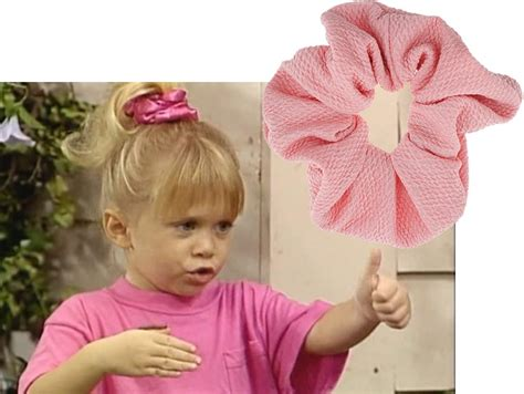 Wears A Scrunchie by How To Make A Scrunchie 3 Essential Ways To Wear One